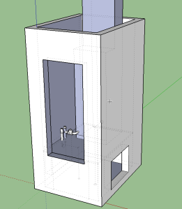 Heater Closet - 1