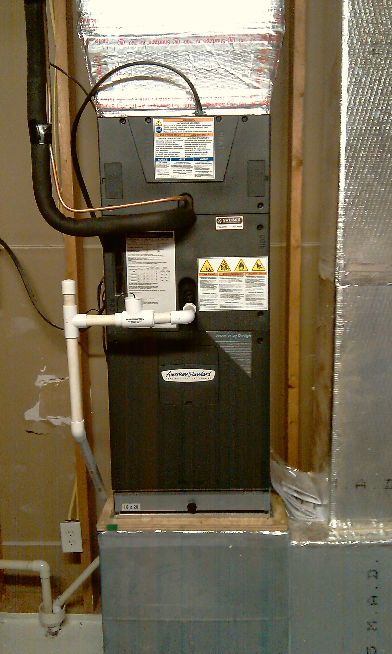 Image Result For Air Conditioner Condensate Drain