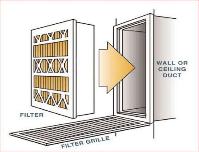 Return Grille Filter